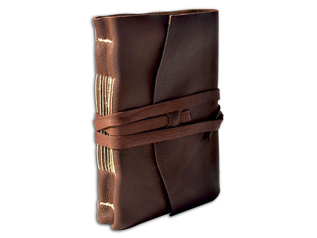 Medieval Leather Journal with Amalfi Paper, 5
