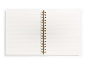 Standard Notebook, Lined, Kraft Cover