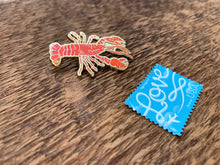Lobster Enamel Pin