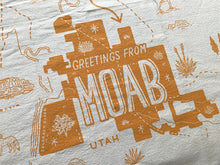 Moab Tea Towel