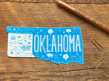 Oklahoma State Sticker
