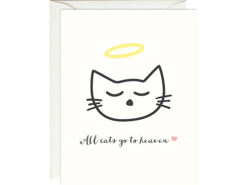 All Cats Go to Heaven, Single Card