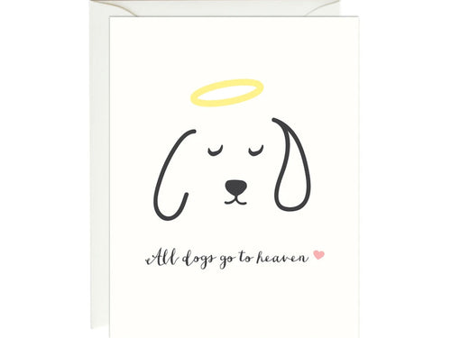 All Dogs Go to Heaven, Single Card