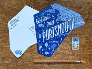 Greetings from Portsmouth, New Hampshire