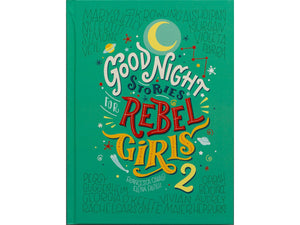 Good Night Stories for Rebel Girls, Vol. 2