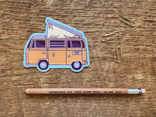 Rocky Mountain Camper Van Sticker