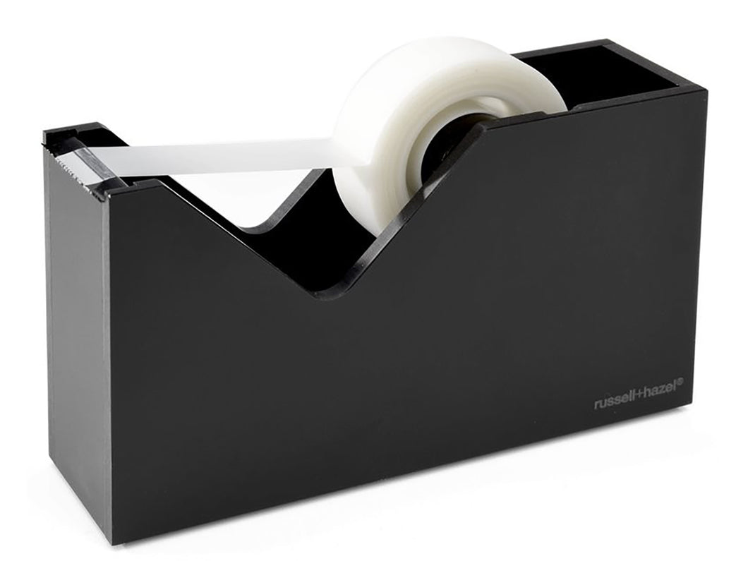 Acrylic Tape Dispenser, Noire