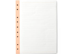 Mini Binder Filler Paper, Blush