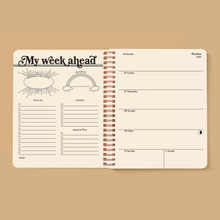 Seeing Eye 2020-2021 Date Planner, Black