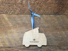 Camper Van Ornament