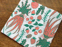 Fruit & Veggie Tea Towel