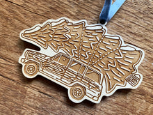 Wagoneer Ornament