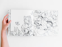 Where the Wildflowers Grow - Coloring Book
