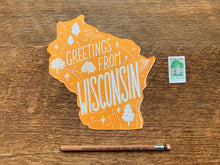 Greetings from Wisconsin