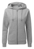 Eco Friendly Organic Zip Hoodie - 9 Colours