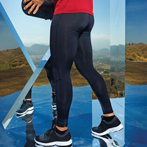 Ankle Zip Gym Training Leggings