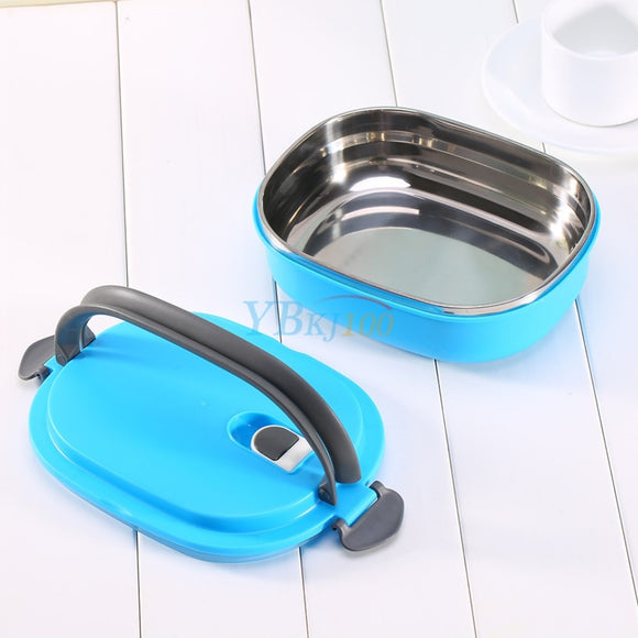 1pc Stainless Steel Thermal Food Prep Container