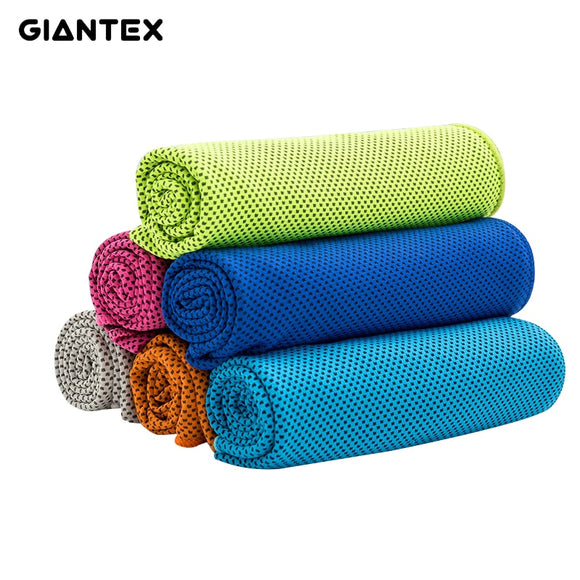 30x100cm Quick Dry Sports Gym Towel - 6 Colours