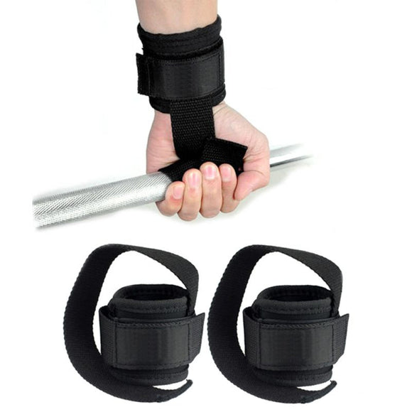 Lifting Straps with Wrist Support