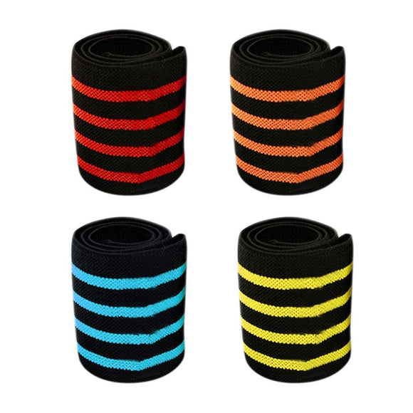 Support Straps, Wrist Wraps with Thumb Loop - 4 Colours