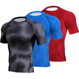 Rashguard Compression TShirt - 5 Colours