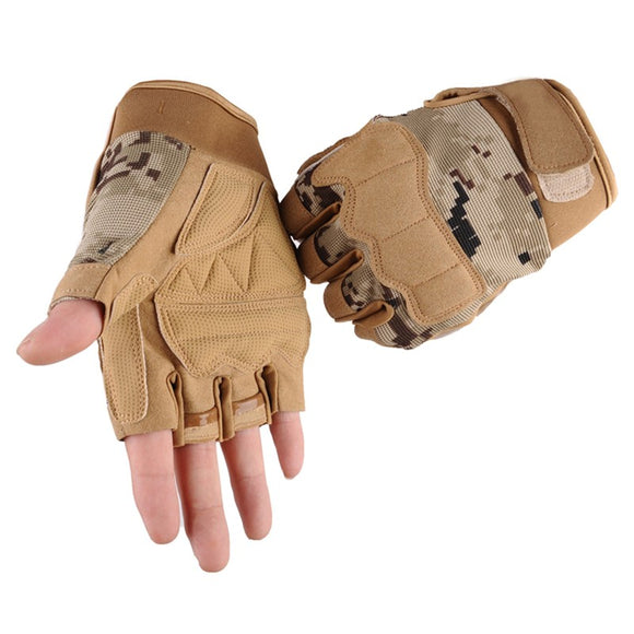 Tactical Sports, Fitness and Weight Lifting Gloves