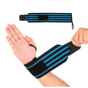 1 Pair wrist support with Thumb Loop  - 4 Colours
