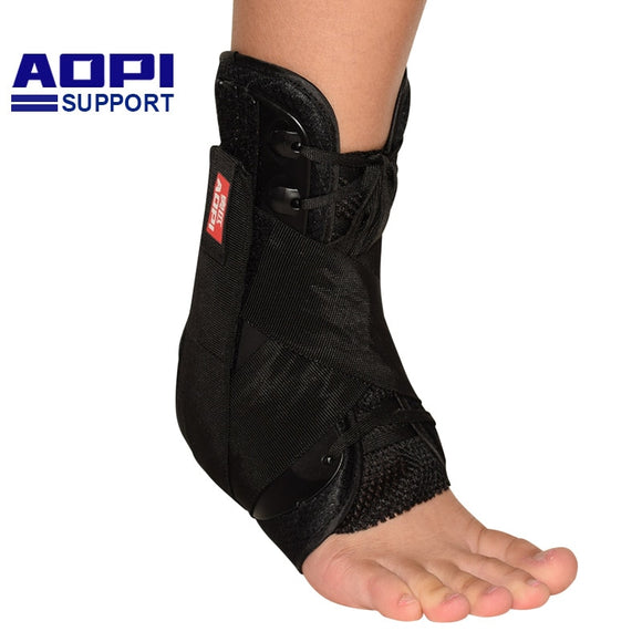 High Protection Ankle Support Wrap and Brace