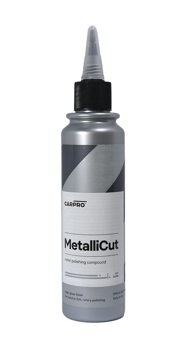 CarPro Metallicut - Málm og chrome massi 150ml
