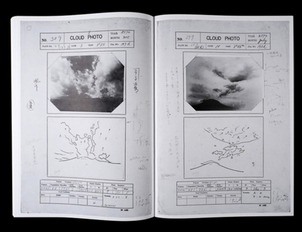 Masanao Abe: The Movement of Clouds around Mount Fuji