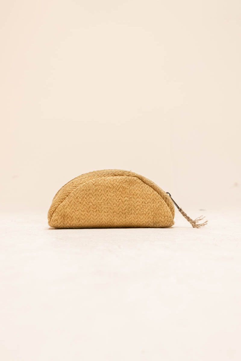 Cho case 100% Hemp Yellow