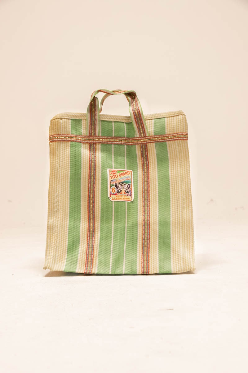 Asam Market Bag Green (Coming soon)