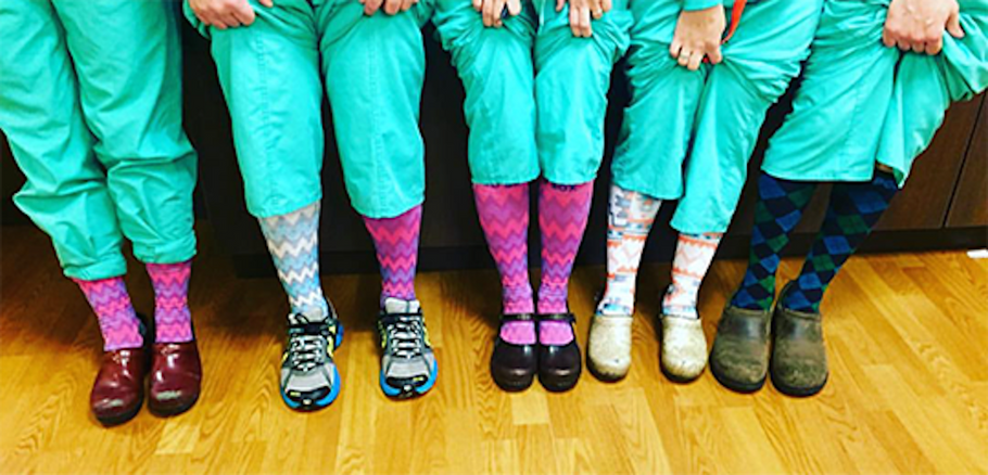 Compression socks for Nurses - Why they are beneficial?