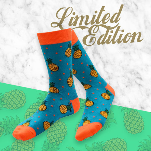 Limited Edition - Pineapple Punch Socks