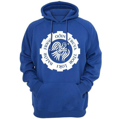 sweat viking munin bleu 2