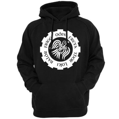 sweat viking munin noir 2