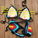 Load image into Gallery viewer, Handmade Crochet Bikini