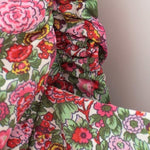 Load image into Gallery viewer, Vintage Floral Mini Dress