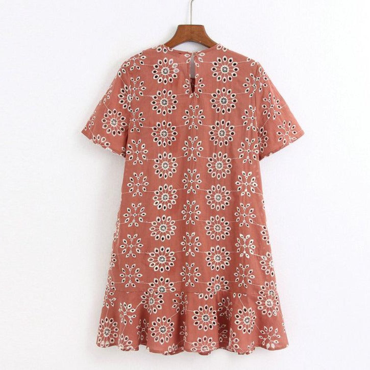Boho Queen Retro Dress