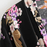 Load image into Gallery viewer, Vintage Chic Floral Boho KimonoVintage Chic Floral Boho Kimono