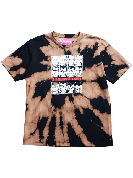 BLEACH DYED TEE 5 (MEDIUM)