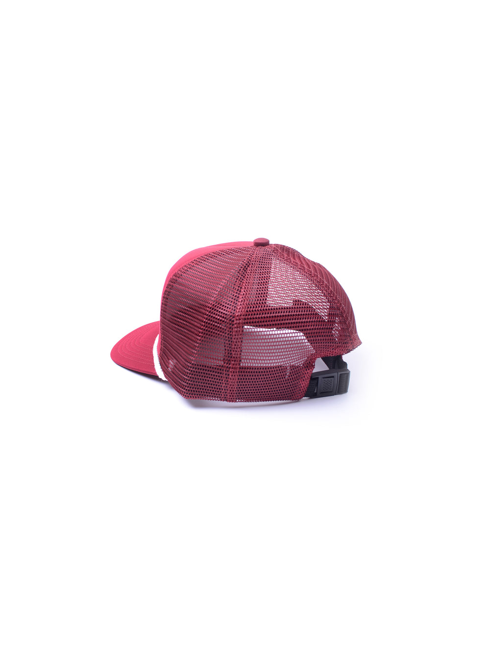 DEMOLITION SERVICES TRUCKER MAROON