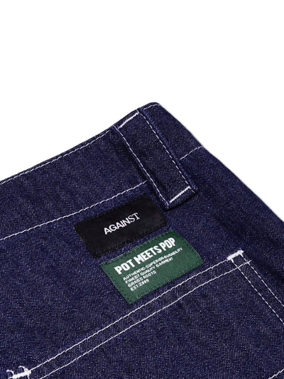 DENIM WORK PANT