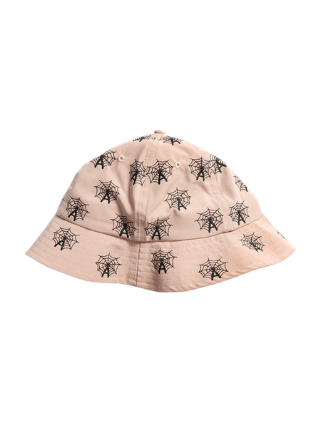 WEB BUCKET HAT BEIGE
