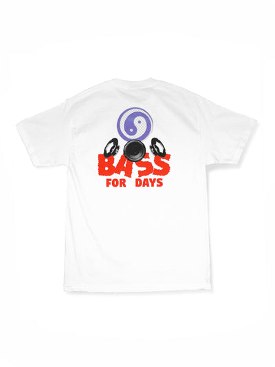 BASS FOR DAYS TEE