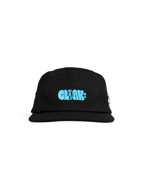 AGAINST CLOAK 5 PANEL HAT