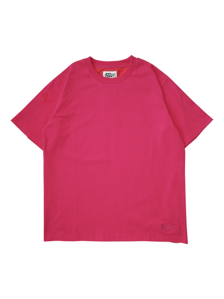 TRAINER TEE HOT PINK