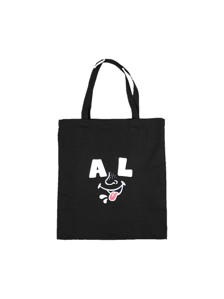 AL SMILEY TOTE BAG