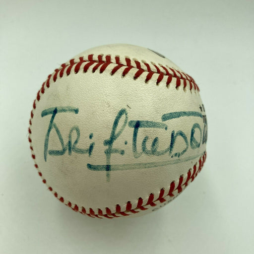 Brigitte Bardot Signed Autographed Major League Baseball JSA COA