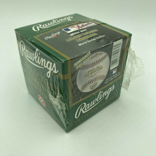 New Rawlings Official 2000 World Series Baseball New York Yankees & Mets